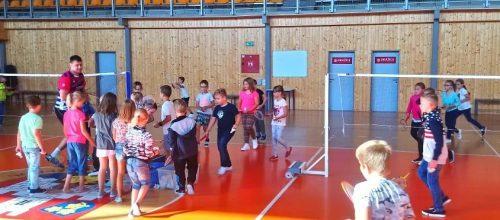 Pojď hrát badminton v Benátkách a Boleslavi