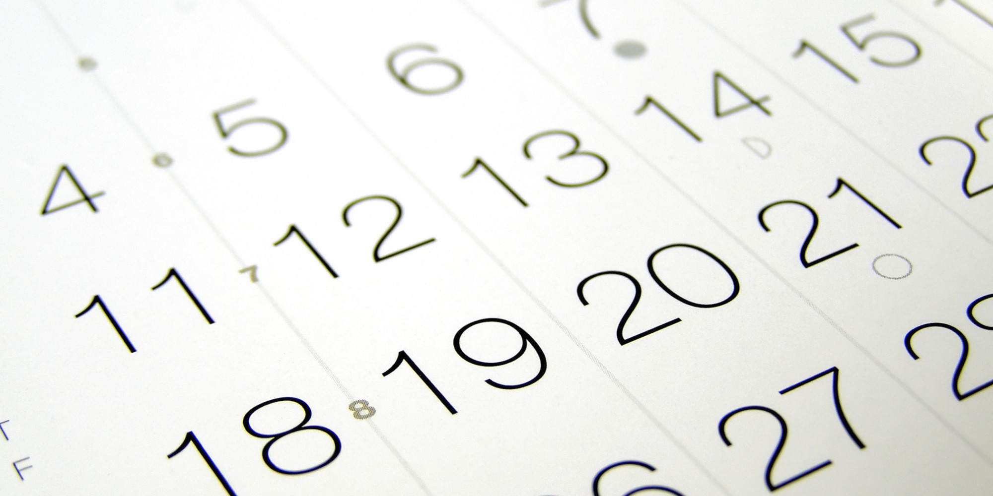 Termínový kalendář 2016/2017